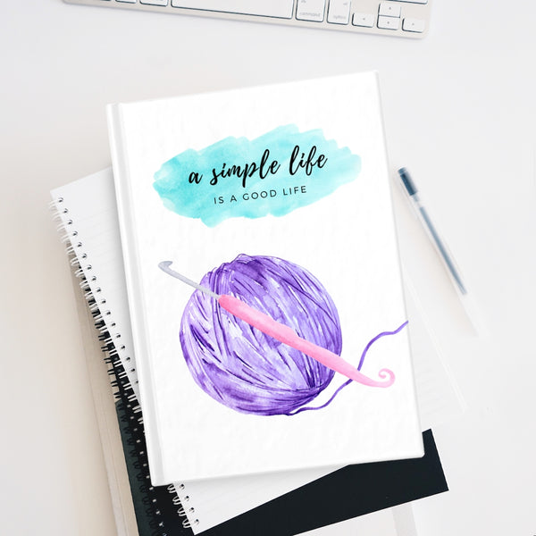 Simple Life Journal - Blank