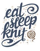Eat, Sleep Knit Printable