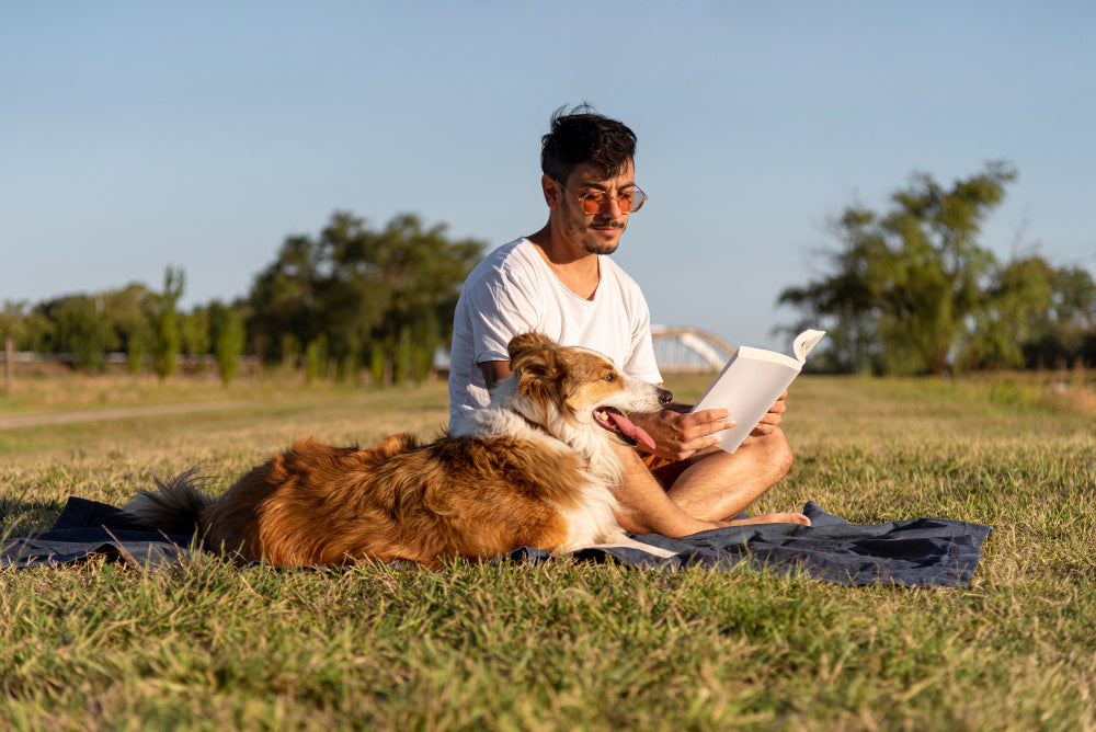 8 books for a dog lover