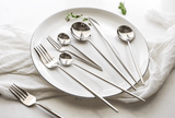 Mira Designer Cutlery Set 4 Piece in 2 Colour - Home To Home Store