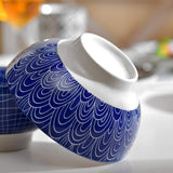 Vancasso TAKAKI 4/8/12-Piece Porcelain Japanese Style Bowl Set - Home To Home Store