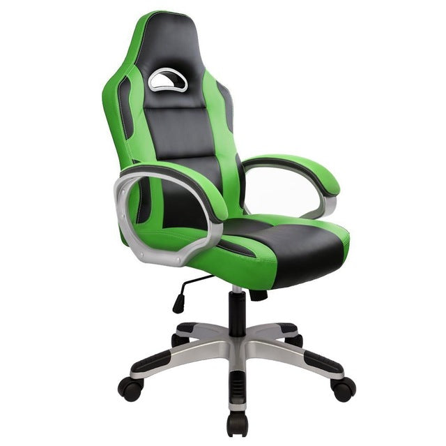 Gaming Computer Chair / Ergonomic Office PC Swivel Desk Chairs with Arm Rest in 5 Colours - Home To Home Store