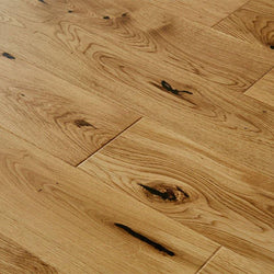 14/3 Lacquered Oak 125mm