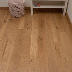 14/3 Brushed & Oiled Oak 125mm
