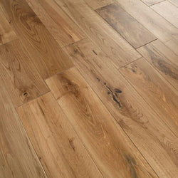 14/3 Brushed & Oiled Oak 90mm