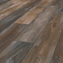 Rustic Oak 12mm Laminate Flooring - Floorstorehome