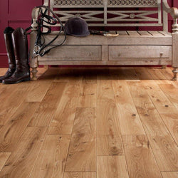 14/3 Brushed & Oiled Oak Wide 180mm