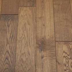 14/3 Golden Brushed & Lacquered Oak 125mm