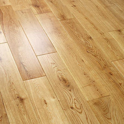 Solid Oak 18mm x 120mm - Floors 4 You Online