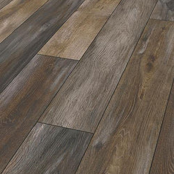Rustic Oak 12mm Laminate Flooring