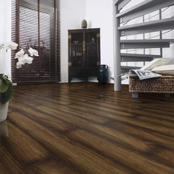 Gloss Hickory Velvet 12mm Laminate