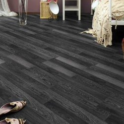 Diamond Black Oak 8mm Laminate Flooring - Floorstorehome