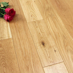 18/4 Lacquered Oak 125mm