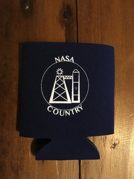 NASA COUNTRY KOOZIE