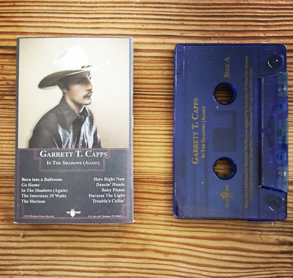 IN THE SHADOWS: THE AMBIENT REMIXES - CASSETTE