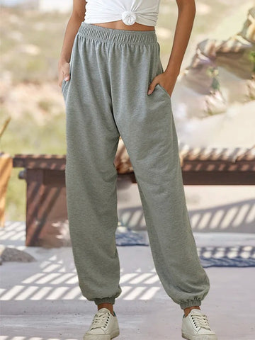 Women's Daily Casual Pants