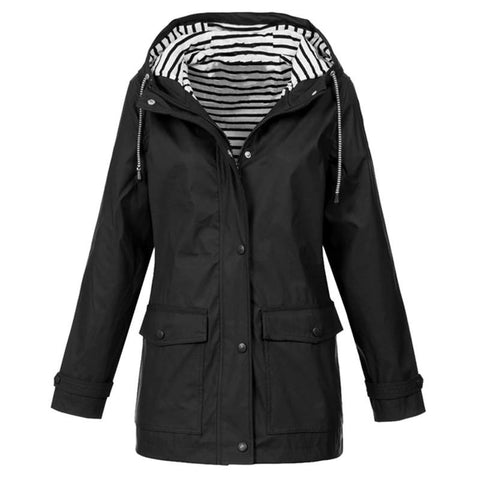 Women's Rain Coat (Waterproof)