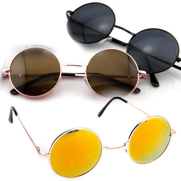 Women Men Sunglasses UV Protection Resin Lens Glasses Alloy Frame