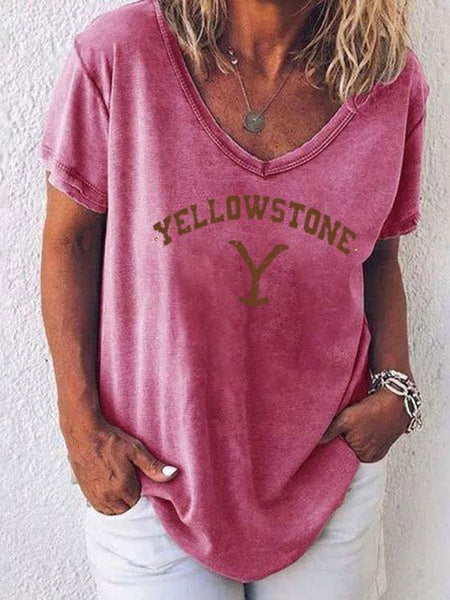 Women's Yellowstone T-shirt