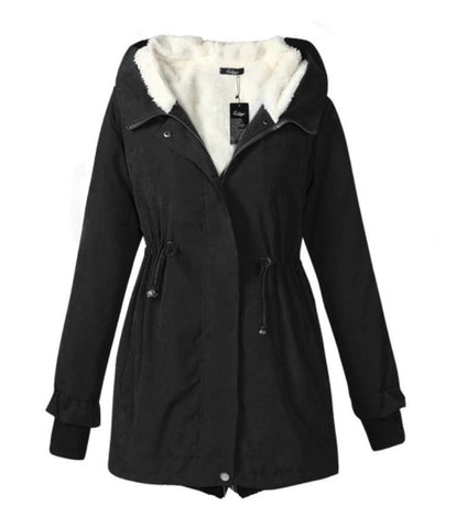 Women's Hooded Winter Jacket