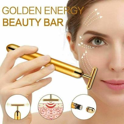 24k Gold Plated Beauty Bar