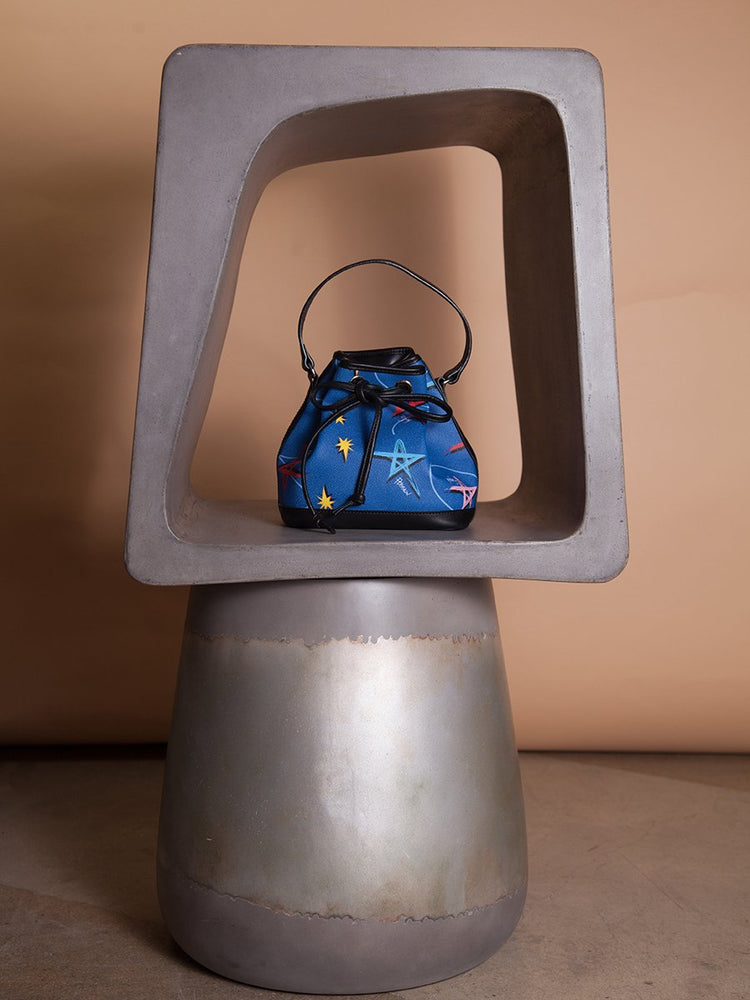 BAG - Joaquina bucket Coated Canvas and Leather-CAMILA CANABAL-Default-Shirlanka-Wynwood-Miami