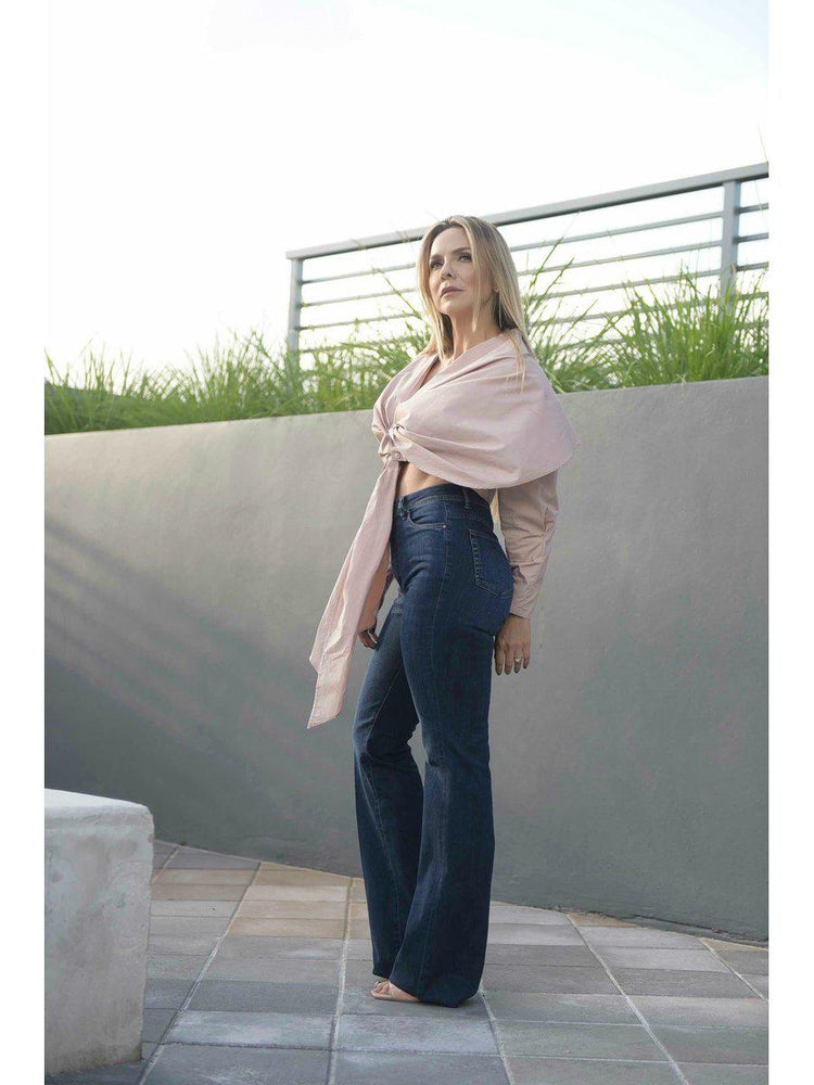 CROP TOP - Pale Pink top with Cape-PADOVA-Shirlanka-Wynwood-Miami