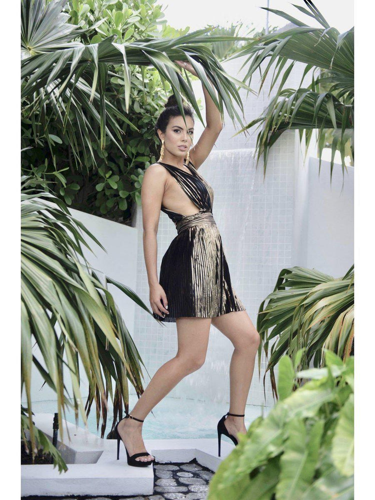 DRESS - Amazonica - Size|M-La Tucha-Default-Shirlanka-Wynwood-Miami