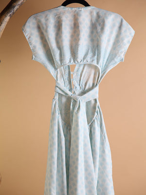 DRESS - Bianca Baby Blue - Size|S-Mar A Mar-Default-Shirlanka-Wynwood-Miami
