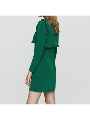 Load image into Gallery viewer, DRESS - Green short - Size S|M-Maje-Default-Shirlanka-Wynwood-Miami