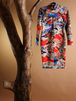 DRESS - Nikita Floral Long Sleeve-Nuvula-S-Shirlanka-Wynwood-Miami