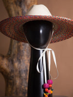 HAT ACCESSORY - Carambolo Strip-Margarita Diaz del Castillo-Default-Shirlanka-Wynwood-Miami
