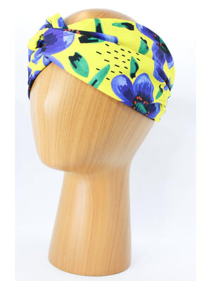 HEADBANDS - Lara Floral-Miss Balanta-Shirlanka-Wynwood-Miami