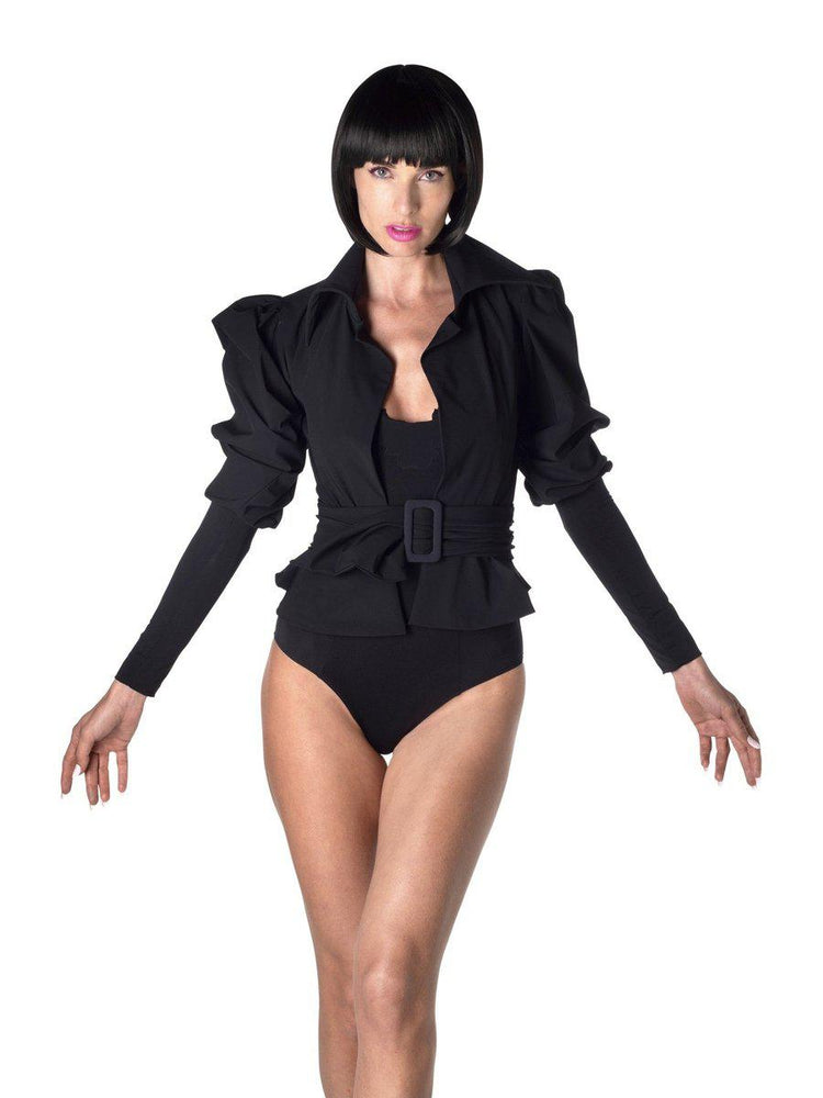 JACKET - Mariposa in Black - Size M-Suki Cohen-Default-Shirlanka-Wynwood-Miami
