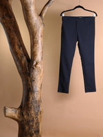 PANT - Basic Navy Blue Skinny - Size|8-PADOVA-Default-Shirlanka-Wynwood-Miami
