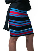 SKIRT - Miley Striped-Studio F-10-Shirlanka-Wynwood-Miami