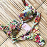 Neon Multi Color Beachwear - Nu String