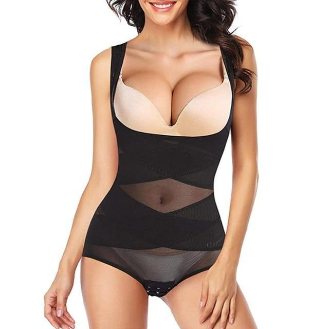 Full Body Shapewear - Nu String