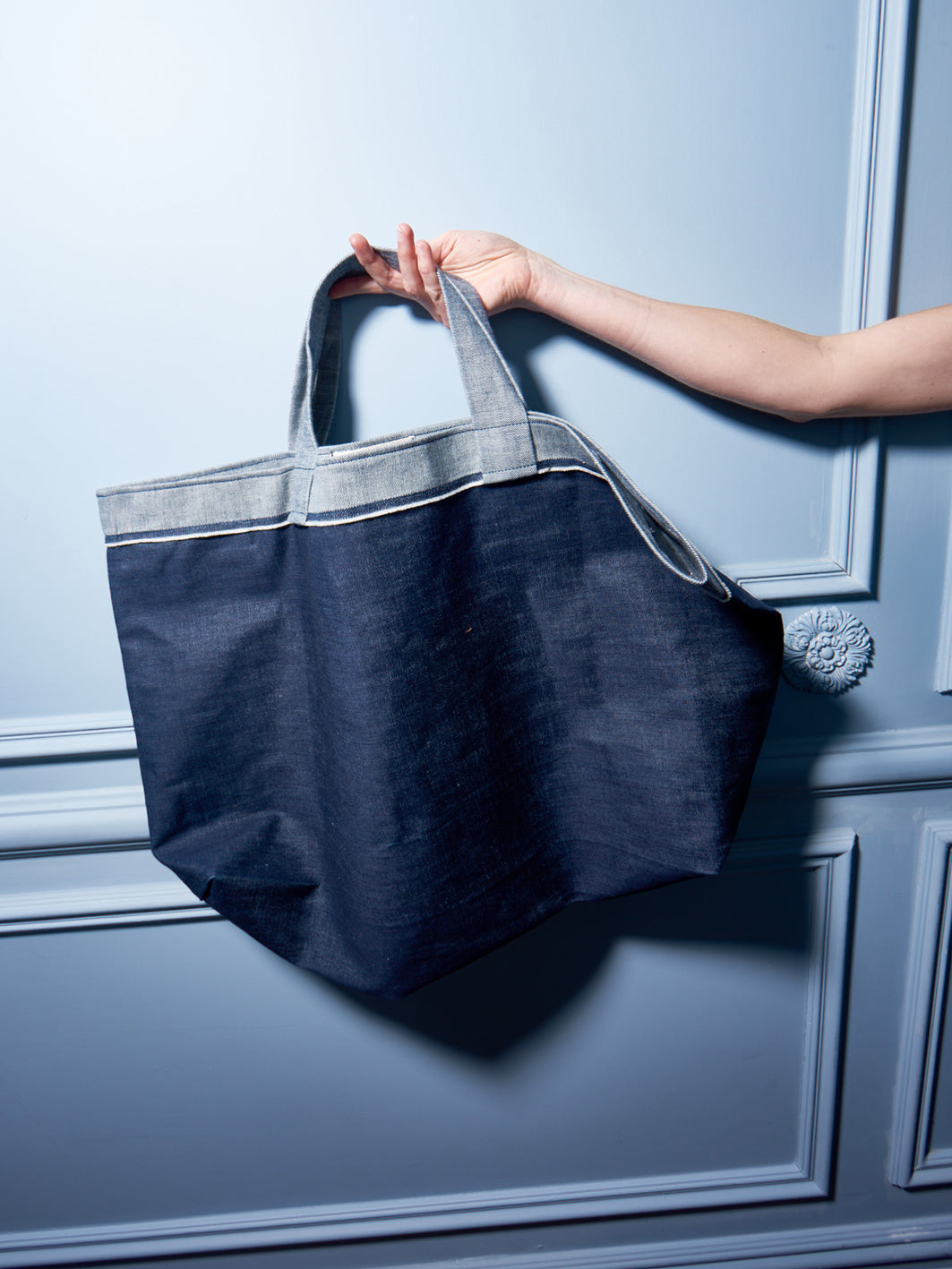 Classic Denim Bag