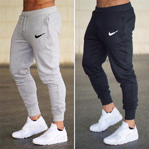 2019 men's trousers new fashion jogging pants men's casual sports pants bodybuilding fitness pants men's sports pants XXL