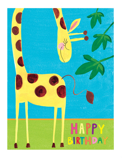 GREETING CARD BIRTHDAY JUNIORS