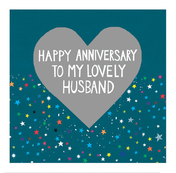 GREETING CARD ANNIVERSARY