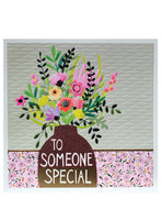 GREETING CARD SOMEONE SPECIAL