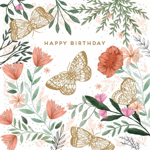 GREETING CARD BIRTHDAY