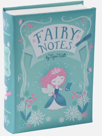 FAIRY NOTES BLUE