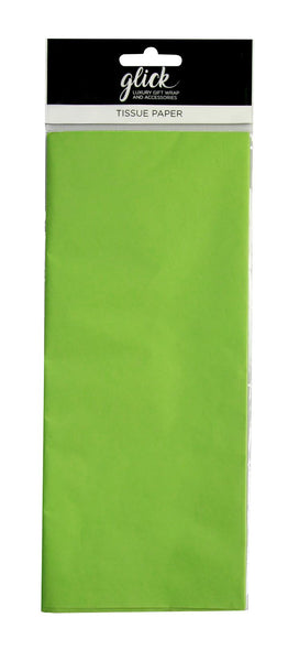 TISSUE PAPER PLAIN LIME