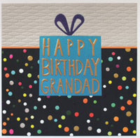 GREETING CARD BIRTHDAY GRANDAD