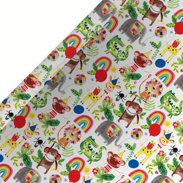ROLL WRAP 2M JNRS ANIMALS