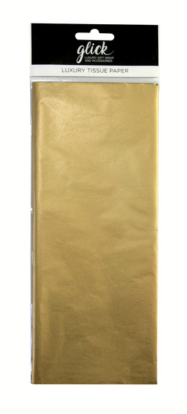 TISSUE PLAIN GOLD