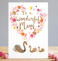 GREETING CARD MUM